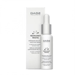 Babe Iqualogy White Intensive Skin Tone Unifying Serum 30 ml.