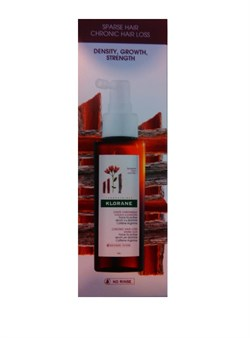 Klorane Force Tri Active 100 ml.