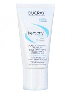 Ducray Keracnyl Repair Creme 50 ml.