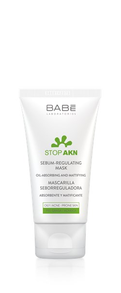 Babe Stop Akn Sebum-Regulating Mask 50 ml.