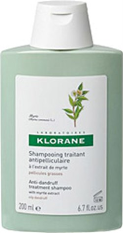 Klorane Shampoo with Myrtle 200 ml.