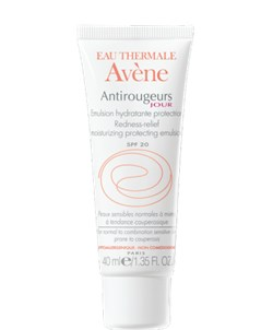 Avene Antirougeurs JOUR Emulsion 40 ml.