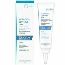 Ducray Keracnyl Control Cream 30 ml.