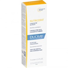 Ducray Nutricerat Nutrition Concentrate 75 ml.